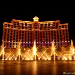 road trip across america bellagio hotel in las vegas