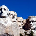 road trip across america mount rushmore